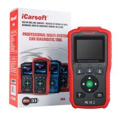 Outil de diagnostic iCarsoft OBDII/EOBD&CAN Auto et Moto i820