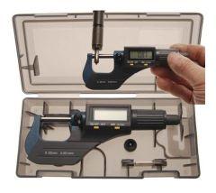 Micromètre palmer numérique digital