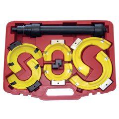 Mallette compresseur de ressort à coupelle (pour système MacPherson)