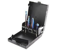 Coffret 4 outils de coupe étagés HHS Cobalt