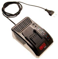 Chargeur rapide batterie Li-on de meuleuse d'angle BGS 9258