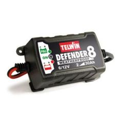Chargeur de maintien 12V - 6V Telwin automatique