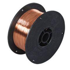 Bobine Telwin 0.8 kg fil acier cuivré diamètre 0.6 mm soudure MIG avec gaz