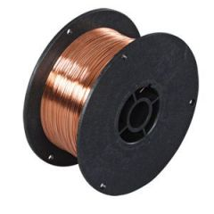 Bobine Telwin 5 kg fil acier inox diamètre 0.8 mm soudure MIG avec gaz