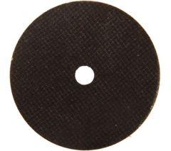 Disque à tronçonner diamètre 76 mm épaisseur 2mm vit max 20000Trm