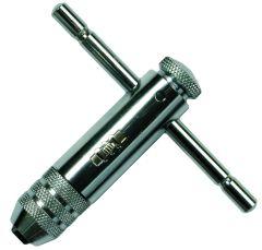 Porte outil mandrin t à cliquet 80mm