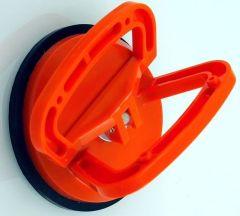 Ventouse plastique 115 mm traction jusqu'à 30 kg