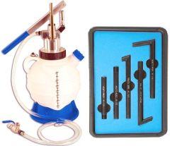 Injecteur d'huile de transmission automatique et embouts