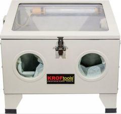 Cabine de sablage démontable 90 L