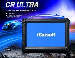 Valise diagnostique professionnelle multimarques OBD2 OBD1 wifi Bluetooth en Frannçais Icarsoft CR ULTRA authentique