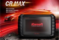 Valise diagnostic OBD2 multi-marque semi professionnelle iCarsoft CR Max