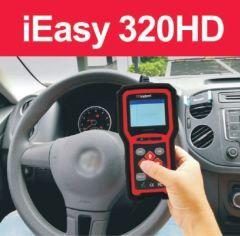 Lecteur de code OBDII / EOBD CAN diesel et essence iEasy320HD