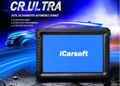 iCarsoft CR Ultra Outils de diagnostic de voiture multi-marques professionnels multi-systèmes