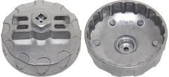 Clé à filtres cloches 18 pans Ø 96 mm pour Renault DCI
