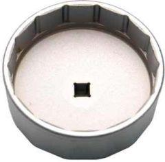 Cloche de filtre à huile diamètre 74 mm / 4 pans aluminium