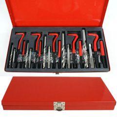 Kit 131 outils de réparation de filetage