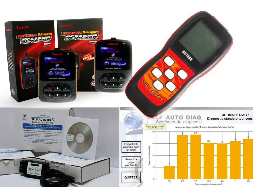 Outils de diagnostic auto blog monoutillage for Garage diagnostic auto